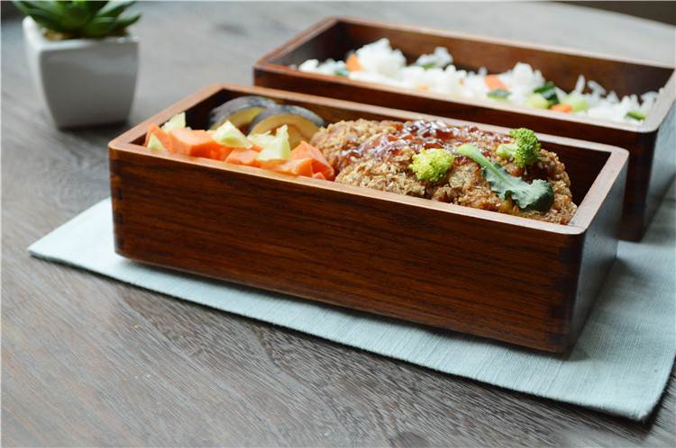 Wooden Bento Boxes. g02.a.alicdn.com & Better Know Your Bento Boxes | All About Japan Aboutintivar.Com