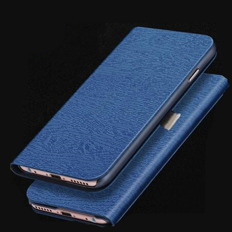 2016 Luxury Wallet PU Leather font b Case b font For Huawei Ascend G8 D199 Stand