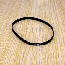 1pcs/lot 280-GT2 loop timing belt width 6mm GT2 belt Rubber Fiberglass inner length 280mm 140 Teeth for 3D Printer(China (Mainland))