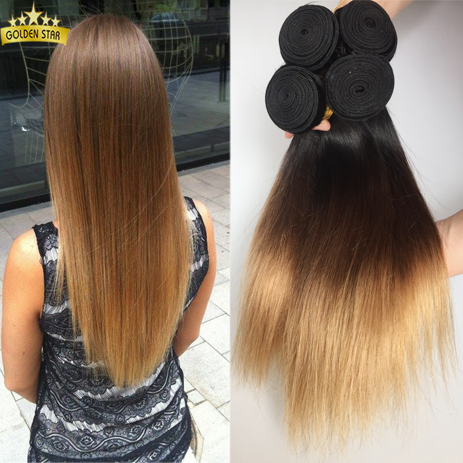 Online Buy Wholesale Light Brown Ombre Bundles From China