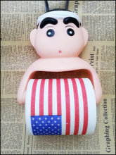 2pcs / lot  Toilet Tissue / Toilet  Roll Paper -For Dollar , Euro , Piano ,Union Jack Tapeline , The Old Glory , Ban Card(China (Mainland))