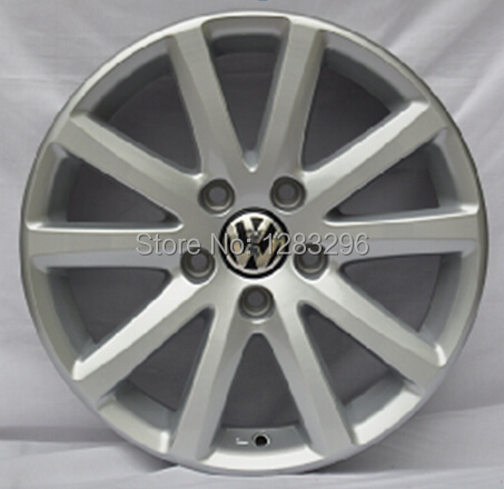17x7.5 5x112 Aluminum car alloy wheel rims fit for Volkswagen(China (Mainland))