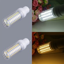 3500LM 25W GU10 72 x 5730 SMD LED Corn Bulb Lamp Pure/Warm White Light 220V new arrival(China (Mainland))