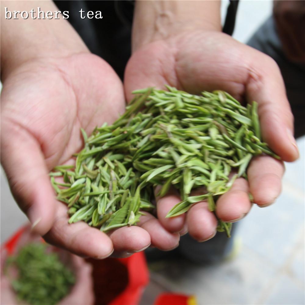 2015 100g Selenium-enriching  Grade C Cui Feng  Green Tea, Ziyang County, Ankang City, ChinaLowering blood pressure Fresh breath<br><br>Aliexpress