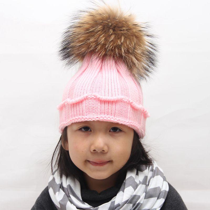 Шапки для детей зима фото