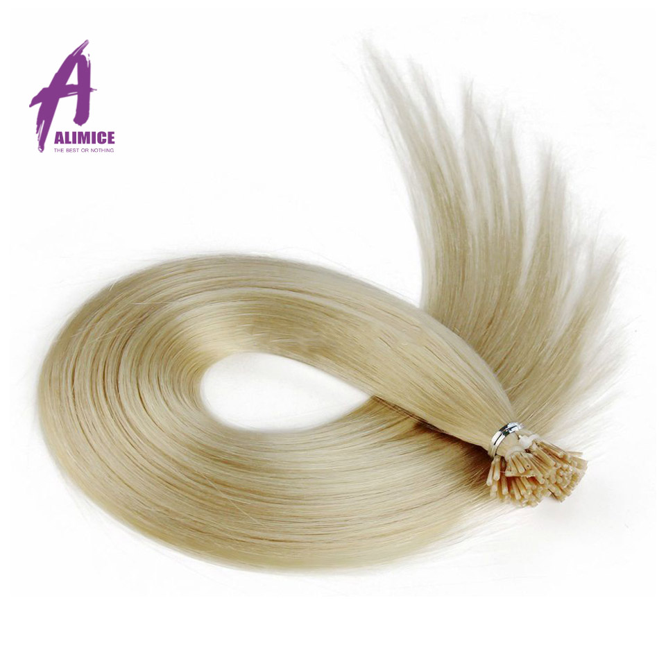 12 Colors Available 6A Pre-Bonded I Tip Fusion Hair Extensions Human Hair Straight 20-24inch UK 30 Year Factory Outlets <br><br>Aliexpress