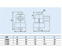 Пневматические детали Unbrand XQ171500 G1/2 10 1 2