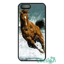 Fit for Samsung Galaxy mini S3/4/5/6/7 edge plus+ Note2/3/4/5 back skins cellphone case cover Running Horse