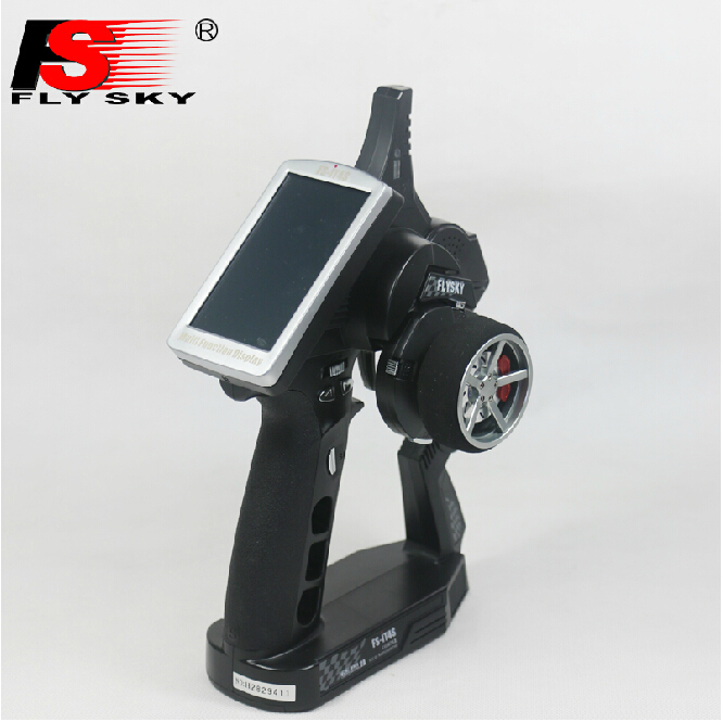 Flysky FS-iT4S new style 2.4GHz 4CH RC System Transmitter Receiver for RC boat and Car(China (Mainland))