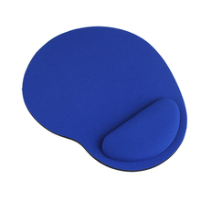 Cheap Mini Gaming Mouse Pad Gamer Mousepad Wrist Rest Support Comfort Mice Pad Mat for Desktop Computer Black /Blue Color #1559(China (Mainland))