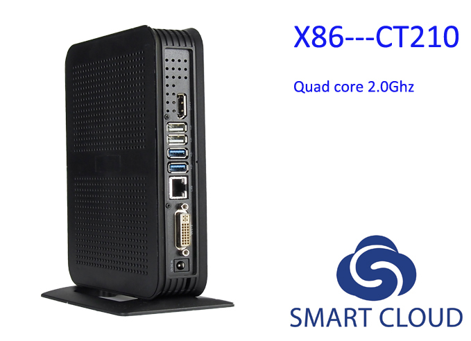 RDP 7.1 Thin Client Cloud Terminal Support Linux Thin Client for Windows and Linux server Android Mini PC --CT210(China (Mainland))