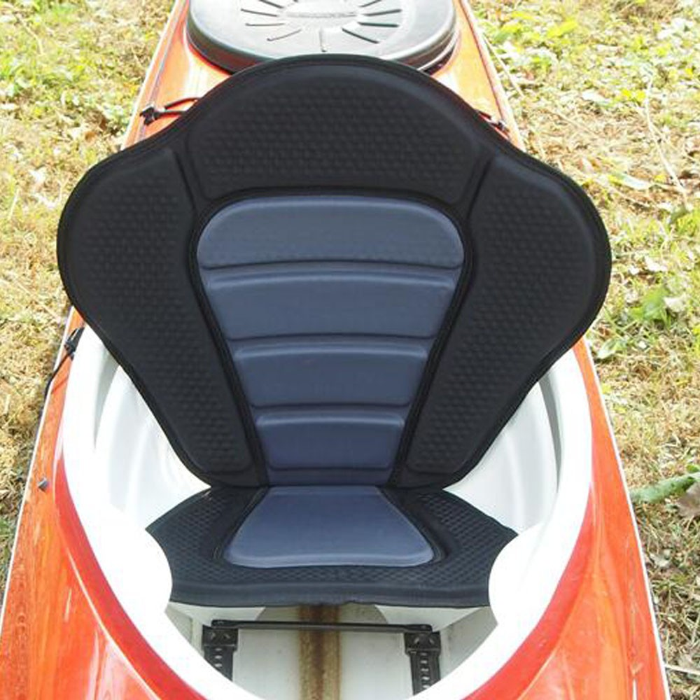 Adjustable canoe kayak backrest backrest seat for Kayak fishing seats