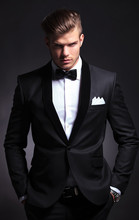 Groom Tuxedos high quality Men Suits for Wedding Business men suits Groom Wear (Jacket+Pants+tie) Two-Pieces free shippng(China (Mainland))