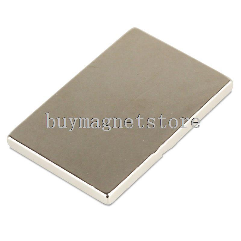 1pc Strong Block Magnet 60mm x 40mm x 5mm Rare Earth Neodymium n35 ndfeb Neodymium  neodimio imanes<br><br>Aliexpress