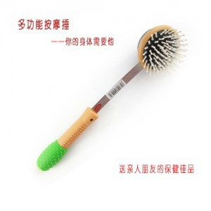 Limited health beat selling multifunction massager massage hammer Fitness random colors Several Shippings