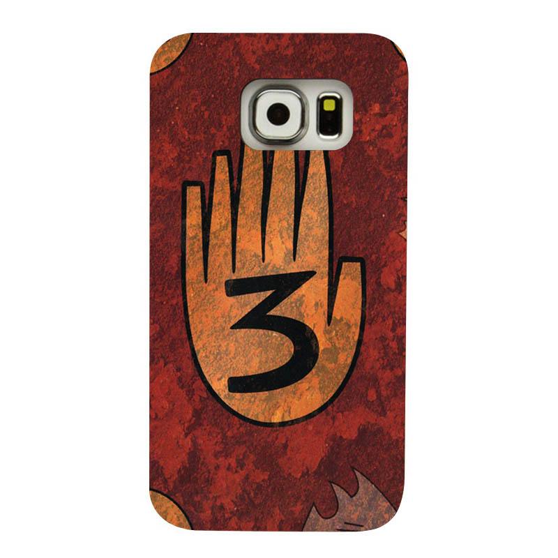 Gravity Falls book fashion original Luxury Brand New Cheap Case for Samsung Galaxy S6 S6 edge plus S7 S7 edge(China (Mainland))