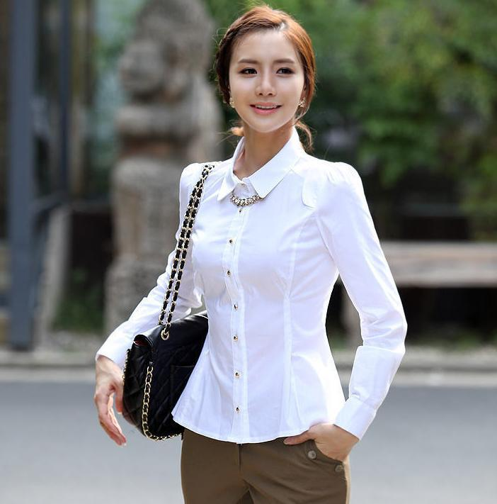 White Shirt For Work | Artee Shirt