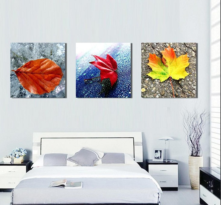 Free Shipping 4panels Living Room Decorative Canvas Painting Modern Huge Picture Paint Pure Hand