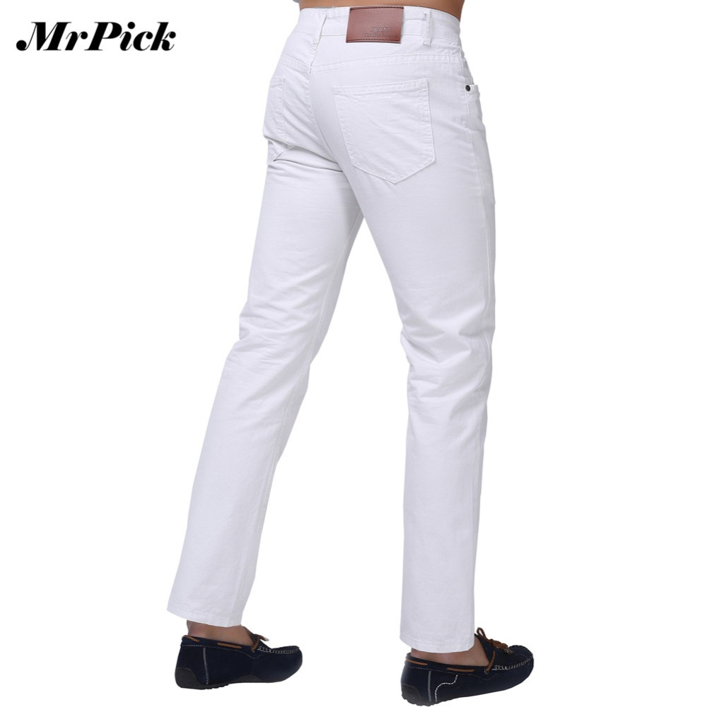Popular White Fitted Jeans-Buy Cheap White Fitted Jeans lots from