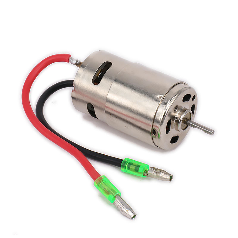 390 electric brushed motor for 1 16 1 18 rc car boat for Model airplane motors electric