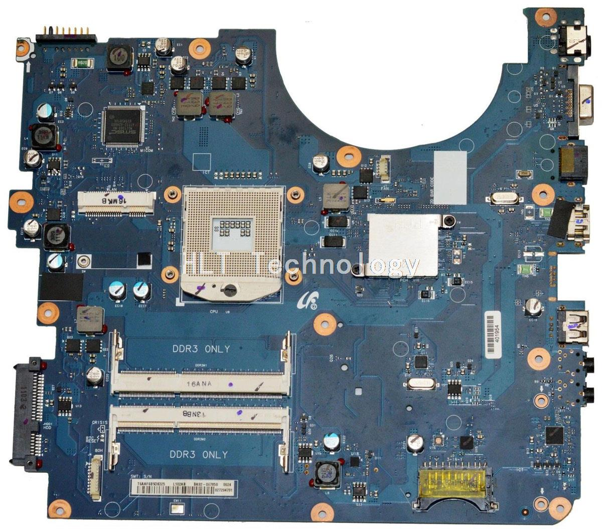 For Samsung R540 Laptop font b Motherboard b font BA92 06785A HM55 DDR3 integrated graphics card