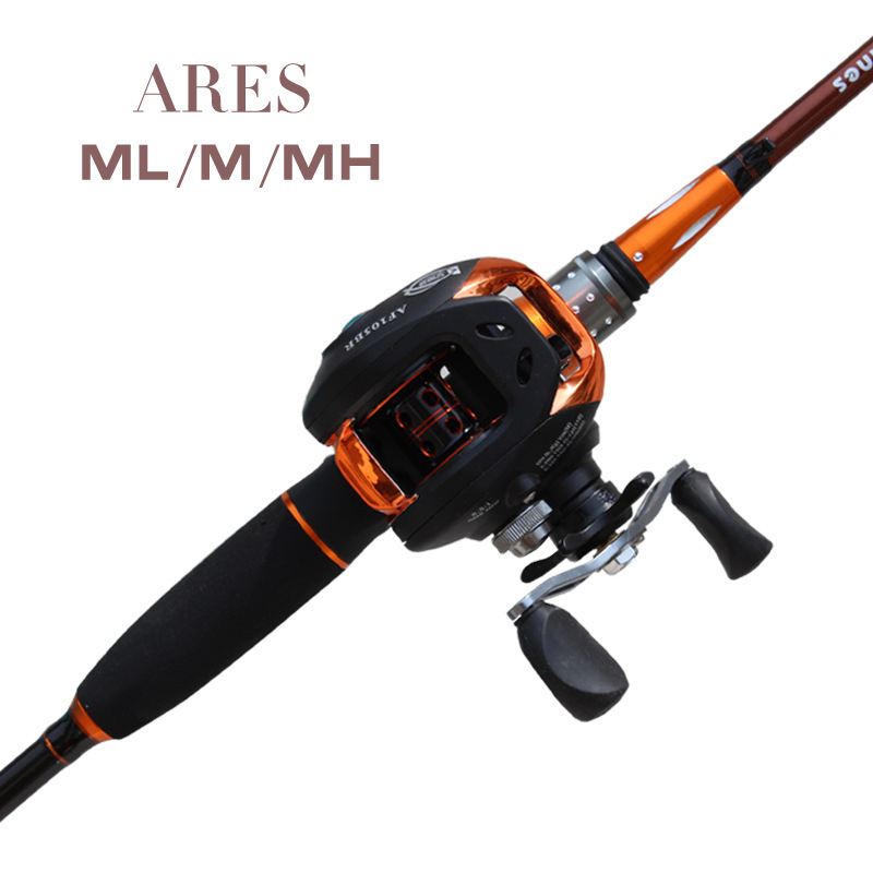 TAIYU Ares Carbon Fishing Lure Rod Three Tips ML/M/MH Tonality Ultra light weight Casiting and Spining Optional(China (Mainland))