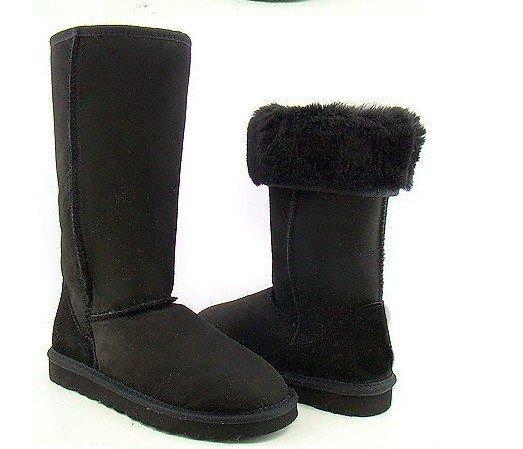 Leather Snow Boots Australia | Santa Barbara Institute for