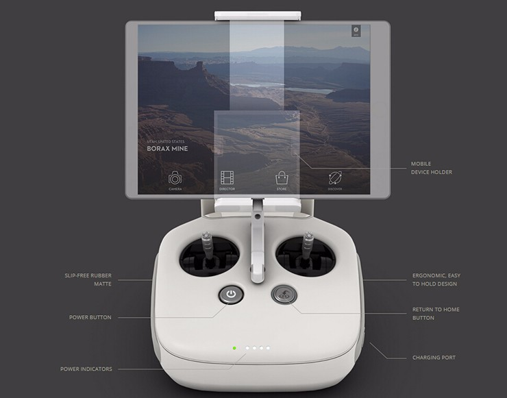 Free DHL DJI Phantom 3 Professional Version With 4K Camera RC Quadcopter RTF in Stock! 100% original