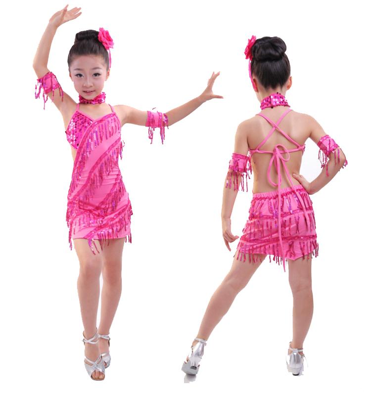 Платье Для Спортивных Танцев Для Девочки Купить