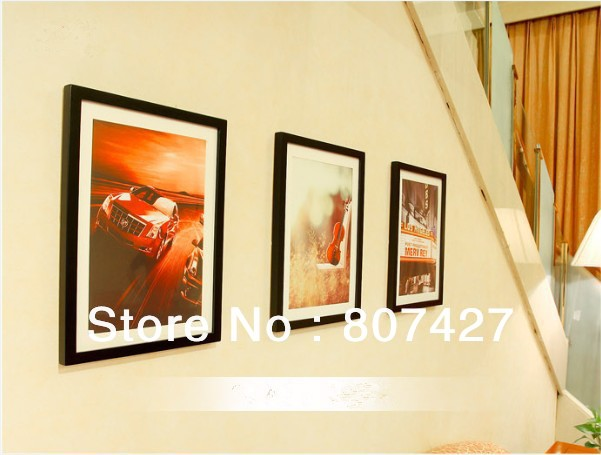 Pine wood Frame Wall For Household Decorate 301(China (Mainland))