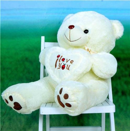 New Soft Big Sleepy Stuffed Animal Plush Doll Toy Teddy Bear Gift 50cm(China (Mainland))
