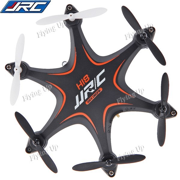 JJRC H18 Hexacopter 2.4GHz 4CH 3D Flips RC Nano Helicopter with Headless Mode Remote Control Toys Best Gifts for Kids(China (Mainland))