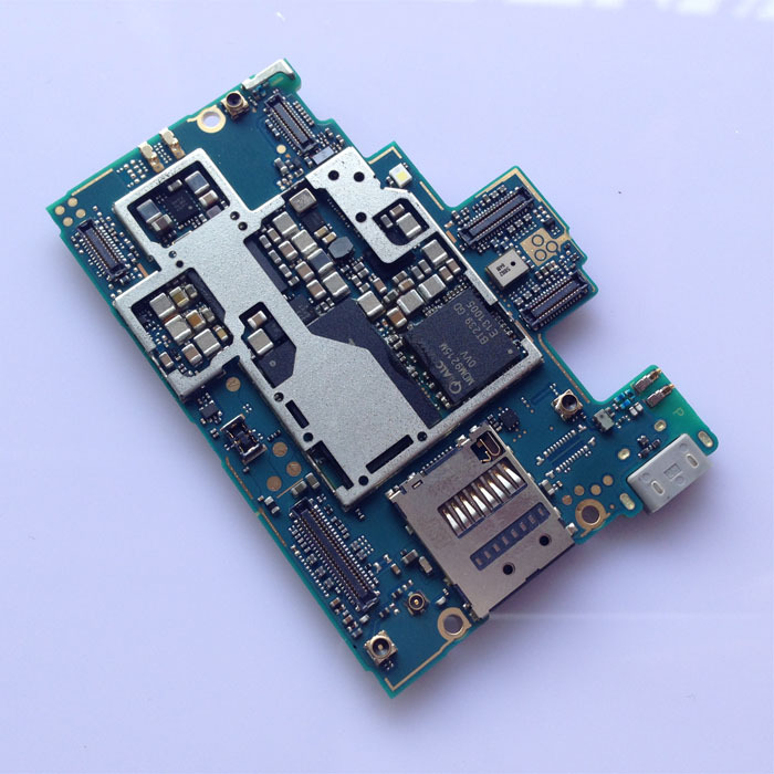 100% Original FPC Connector For Sony Xperia Z L36H Mainboard Motherboard Logic Board Parts Replacement
