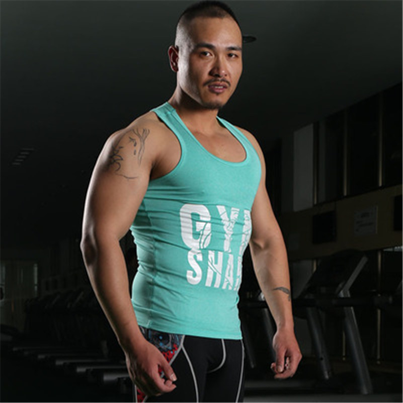 Fittness Gym Snapback Bodybuilding Mens Red Tank Top Tanktop Gymnastics Fitness Weighted Vest Sha Clothing Compression Boys(China (Mainland))