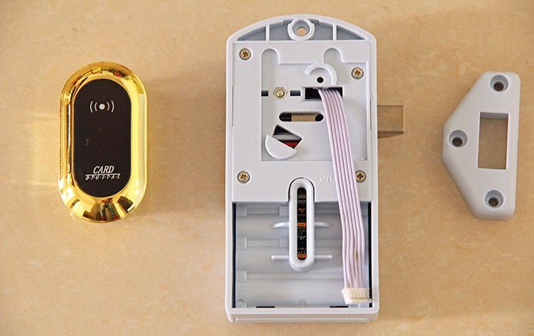 Armadietti con serratura a moneta serratura a chiave di giro