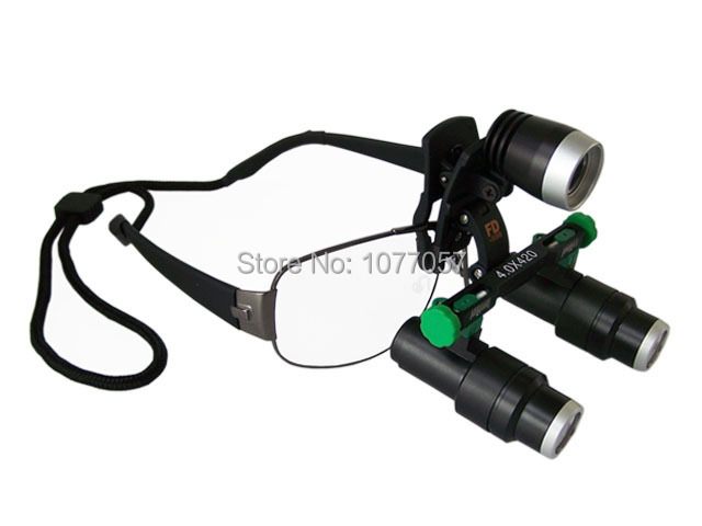 Здесь можно купить  HighQuality 5X Kepler Binocular Medical magnifying glass Surgical loupes Dental Loupes medical loupes with LED light FD-501-K-1  Инструменты
