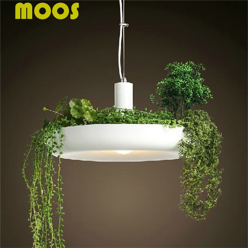2015 hot selling Modern creative Babylon Garden plants Aluminum pendant light  Restaurant Kitchen  E27 Bulbs lamp(China (Mainland))