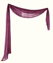 Offre spéciale multicolore Européenne cantonnière/écharpe rideau/rideaux sur mesure(China (Mainland))
