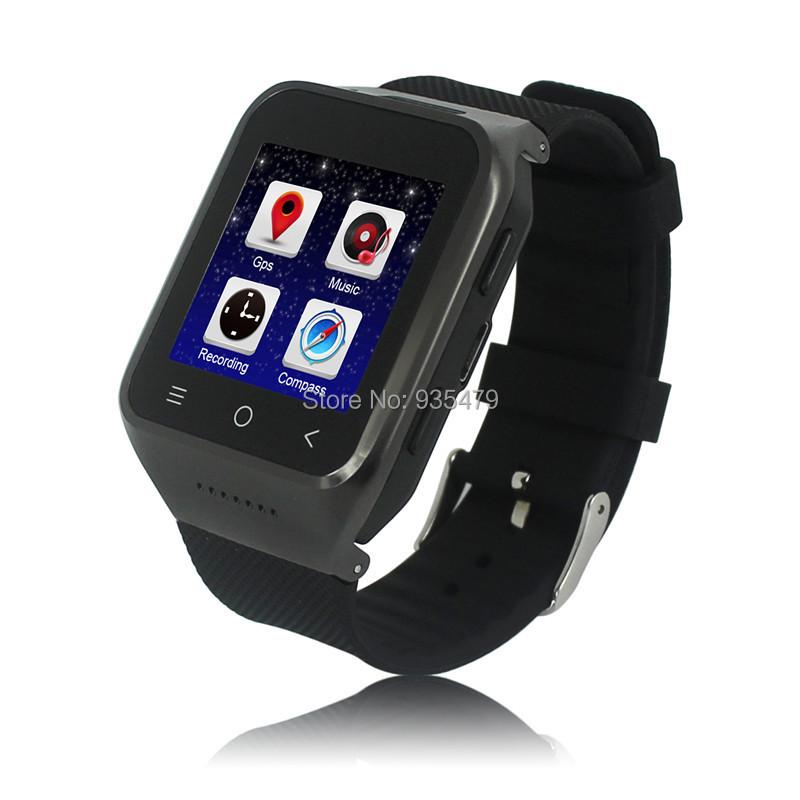 original unlocked ZGPAX S8 Smart Watch Phone 3G Wcdma Android4.4 MTK6572 Dual Core 1.5 Inch GPS Wifi 5.0 MP Camera(China (Mainland))