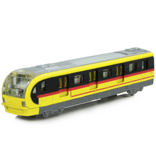 Electronic Musical and Light Alloy Metro Subway Train Model toy for kid,train toy(China (Mainland))
