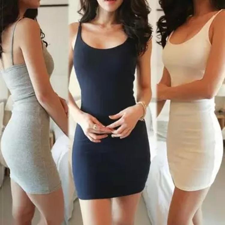 العلامة التجارية الجديدة مثير الصيف 2015 خط حزام ضيق مرونة مصغرة رصاص bodycon اللباس ضمادة المطابخقاع ملابس النساء زائد الحجم الصلبة(China (Mainland))