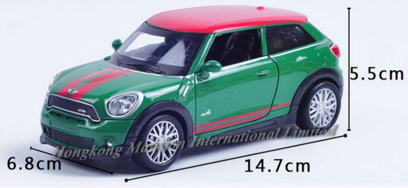 132 Car Model For MINI Paceman (28)