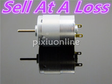Buy 1pcs/lot K835 365 Round DC Motor Carbon Brush 24V 8000rpm DIY Parts High Sell Loss USA Belarus Ukraine for $2.65 in AliExpress store