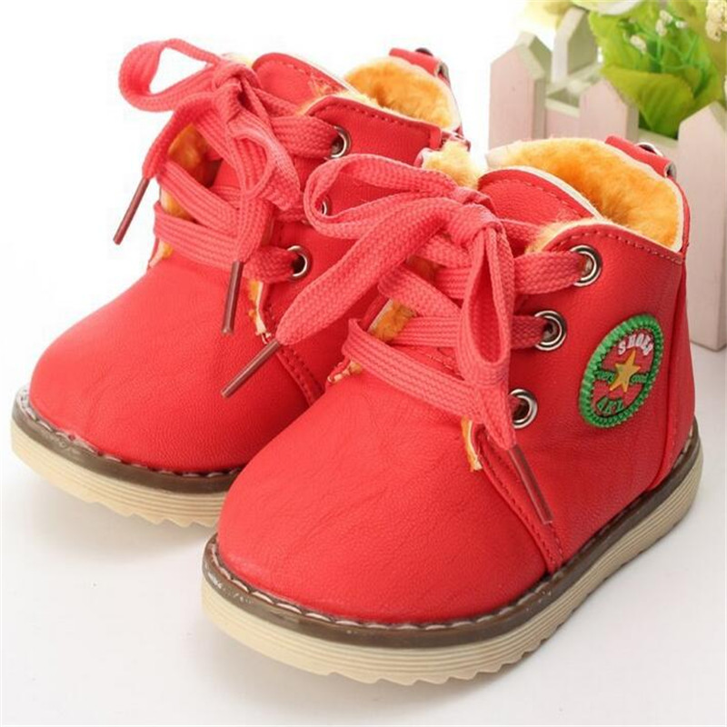 Fashion Classic snow boots boys Famous footwear kids(China (Mainland))