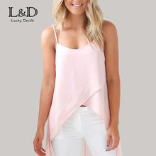 Women Blouse 2016 Women Tops Summer White Pink Plus Size Casual Chiffon Blouse Chic Elegant Lady Shirts Tops DR50110(China (Mainland))
