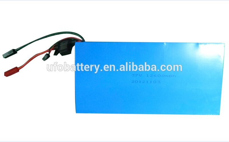 industrial vacuum clearner 37v 12600mAh rechargeable lithium battery(China (Mainland))