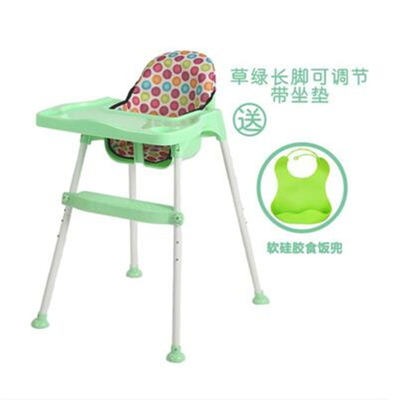 Cadeira Infantil Baby Feeding Highchair Security Infant Dinner Lunch Seat Kids Portable Dinner Chair Safety Dining High Chair