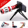 HOT 20X Optical Zoom 800M Telescope Lens Telephoto Camera Tripod For iPhone6 6 PLUS For Galaxy
