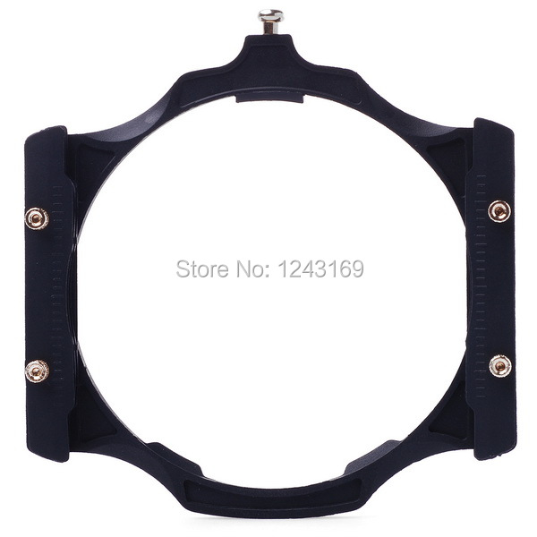 100mm Filter Holder + 77mm Metal Ring for Lee Tiffen Singh-Ray Cokin Z 4X4 LF405-SZ(China (Mainland))