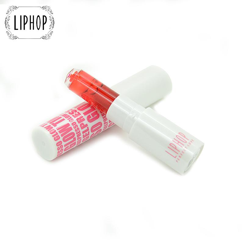 Korea LIPHOP Waterproof Lip Gloss Long Lasting Peel Lipstick New Style Mask Nourishing Moisturizing Balm - Inhotby Makeup Store store
